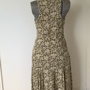 J Gee Sleeveless long stretch dress size S